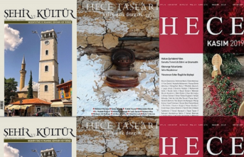 Kasım 2019 dergilerine genel bir bakış-2