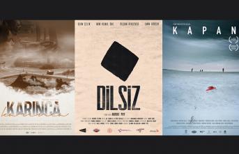 Merakla beklenen üç film; Karınca, Dilsiz ve Kapan'a dair
