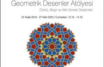 """""""Muhammed Aljanabi ile İslâm Sanatında Geometrik Desenler Atölyesi"""""""