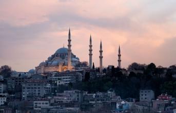 Süleymaniye'nin taşlarındaki zikir