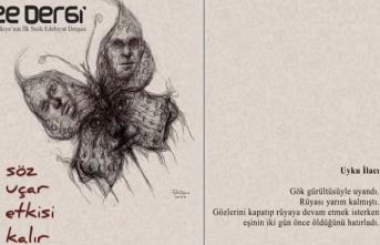 Türkiye'nin ilk sesli edebiyat dergisi Ze Dergi ile söyleşi