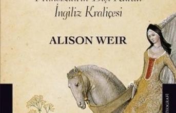 Yeni kitap: Isabella-Fransızların Dişi Kurdu İngiliz Kraliçesi