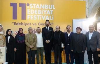 11. İstanbul Edebiyat Festivali ödülleri sahiplerini buldu