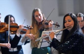 AB Oda Orkestrası üyeleri Tarsus'un kültür elçisi oldu