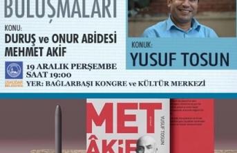 Anadolu Buluşmaları programı bu ay Yusuf Tosun'u ağırlıyor