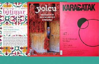 Aralık 2019 dergilerine genel bir bakış-2