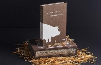 George Orwell'ın kült eseri Hayvan Çiftliği'ne özel baskı