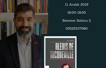 Konferans: Lütfi Sunar ile Tocqueville