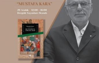 Mustafa Kara okurlarıyla buluşuyor