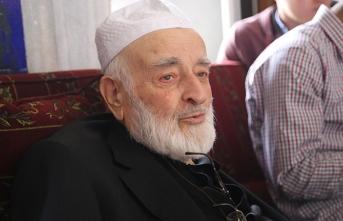Ömrünü ilme hasreden vakıf adam Mehmet Emin Saraç