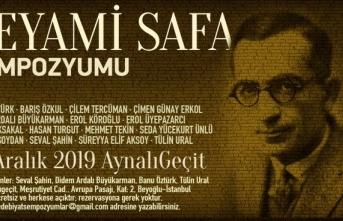 Peyami Safa Sempozyumu