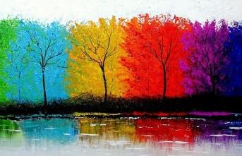 Renklere ve ışığa İşrakilik'ten bakmak