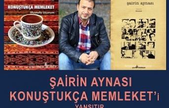 Şair ve yazar Mustafa Uçurum ile söyleşi