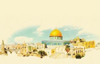 Sapan taşlarının acının diliyle konuştuğu belde: Kudüs