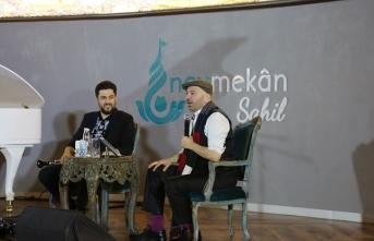 Üsküdar'da müzik, şiir ve komedi biraraya geldi.