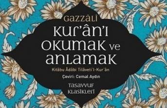 Yeni kitap: Kur'an'ı Okumak ve Anlamak