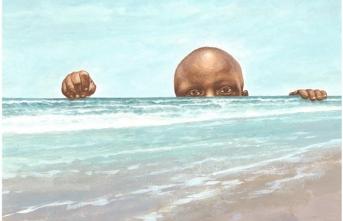 36. Aydın Doğan Uluslararası Karikatür Yarışması sergisi