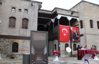 523 yıllık konak restore edildi