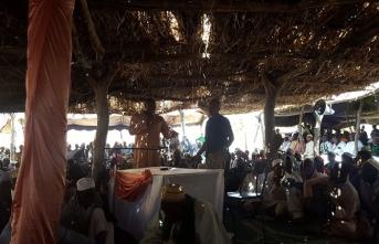 Afrika'da bir mevlit töreninden kalanlar