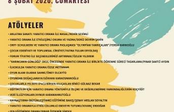 """Eğitmenler """"21. Drama Günleri İstanbul""""da buluşuyor"""