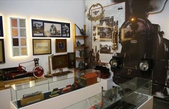 İzmir Müze ve Sanat Galerisi 'Türk demir yolları tarihi'ne yolculuk yaptırıyor