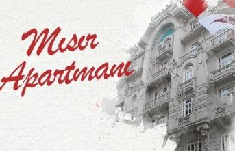 Mehmet Akif Ersoy'dan kalan tarihi hatıra: Mısır Apartmanı