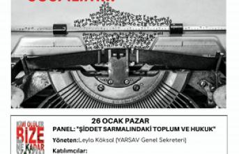 Panel: Şiddet Sarmalında Toplum ve Hukuk