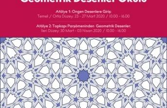"""""""Prof. Dr. Miroslaw Majewski ile İslâm Sanatında Geometrik Desenler Okulu"""""""