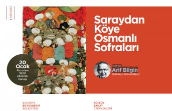 """""""Saraydan Köye Osmanlı Sofraları"""""""