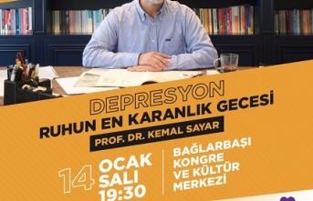 Seminer: Depresyon Ruhun En Karanlık Gecesidir