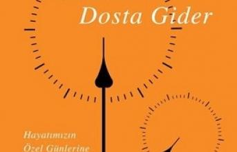 Yeni kitap: Canım Dosta Gider