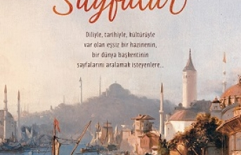 Yeni kitap: İstanbul'dan Sayfalar