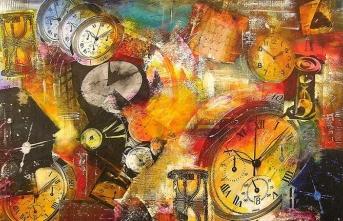 Zamansızlık problemi değil, zamanı idrak problemi