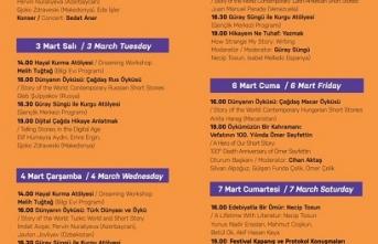 4. Uluslararası Zeytinburnu Öykü Festivali