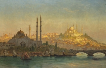 'Batı kültürün vatanıdır, Doğu irfanın'