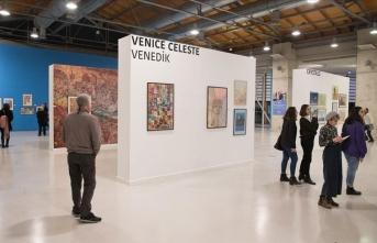 Fransız çizgi roman sanatçısı Moebius ile Enki Bilal'in eserleri başkentte sergileniyor