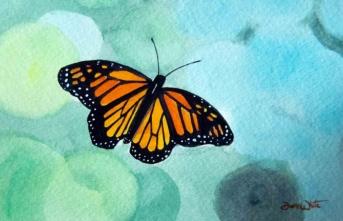 Kelebekler kadar özgür bir zihnin son kanat çırpınışları