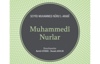 Yeni kitap: Muhammedi Nurlar
