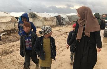 Yönetmen Tülay Gökçimen'in gözünden Suriye