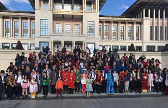 Türk dünyasını 'dilde, fikirde, işte' birleştiren yarışma