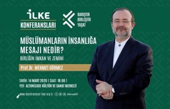 Konferans: Müslümanların İnsanlığa Mesajı Nedir? Birliğin İmkan ve Zemini