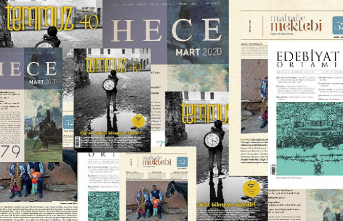 Mart 2020 dergilerine genel bir bakış-2