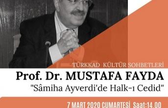 """""""Sâmiha Ayverdi'de Halk-ı Cedid"""""""