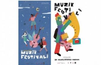 Uluslararası Ankara Müzik Festivali Afiş Yarışması