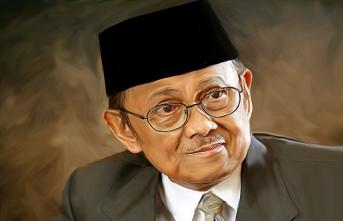 Yazarak sağlığına kavuşan bir cumhurbaşkanı: Baharuddin Yusuf Habibi