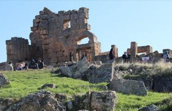 3 bin yıllık Zerzevan Kalesi UNESCO Dünya Mirası Geçici Listesi'ne girdi