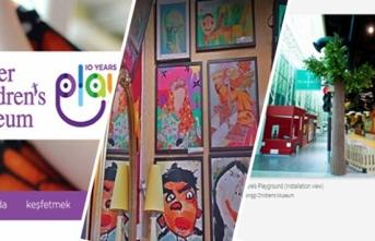 Dünyanın dört bir yanından çocuk müzeleri dijital ortamda