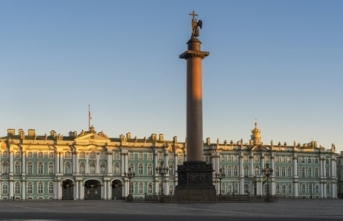 Hermitage Müzesi koridorlarına dijital yolculuk