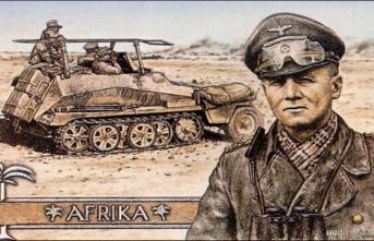 Hitler'in efsane komutanı Çöl Tilkisi Rommel