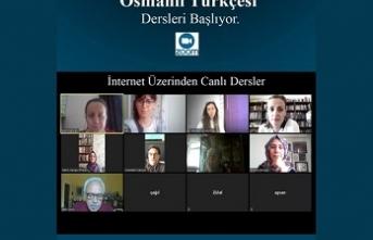 Uzaktan Eğitimle Osmanlı Türkçesi dersleri